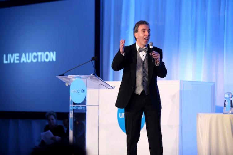 UNICEF Goodwill Ambassador Ishmael Beah To Be Honored At The Inaugural UNICEF Gala San Francisco