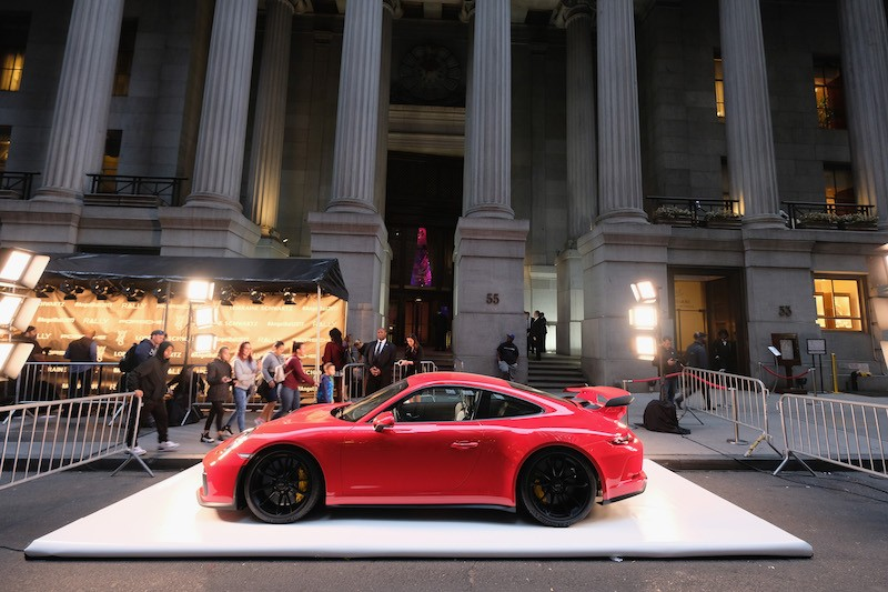 The Porsche 911 GT3 available for auction