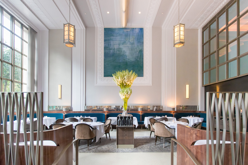 Eleven Madison Park's Newly Renovated Dining Room