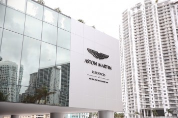 Aston Martin Sales Center