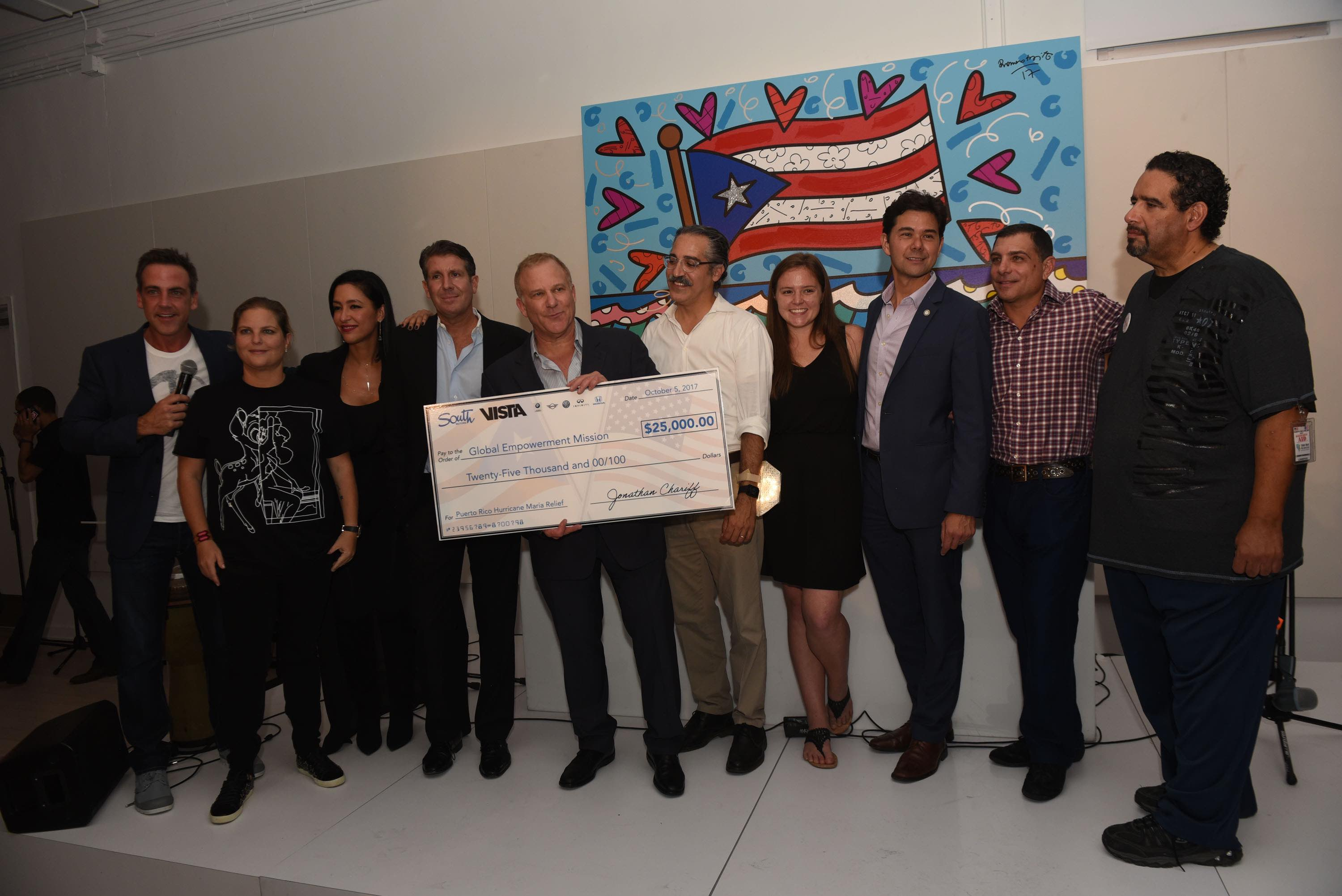 Haute Living, GEM And Carlos Ponce Celebrate Miami Cares For ...