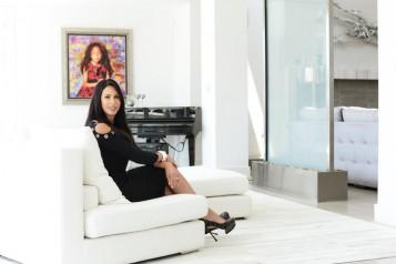 Carolyn Aronson Office Shot