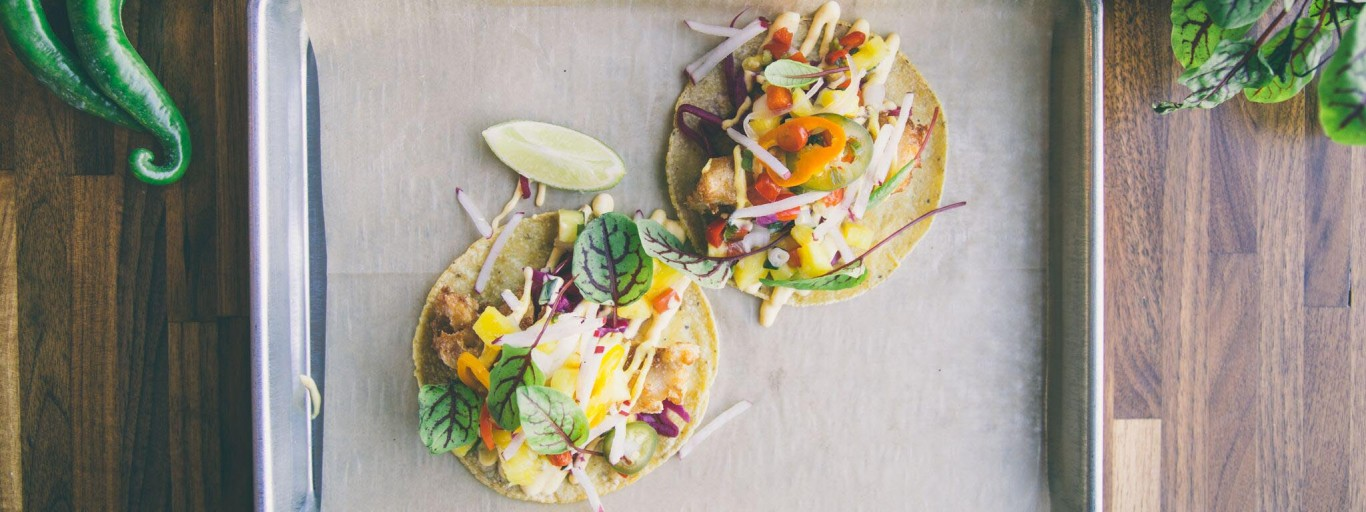 Talking Tacos With Cholo Soy Cocina's Clay Carnes In Honor Of National Taco Day