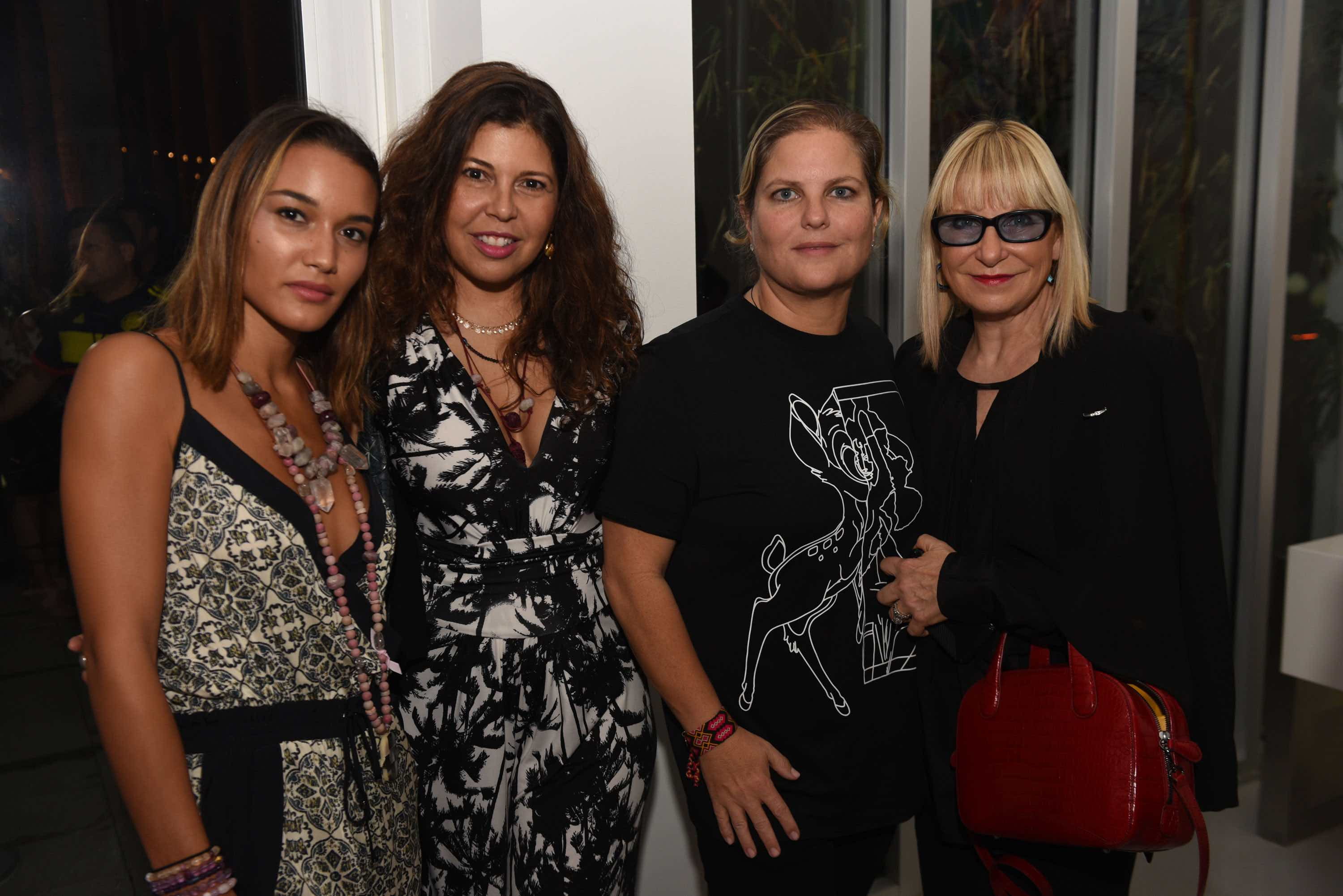 Guests, Karla Dascal and Elysze Held