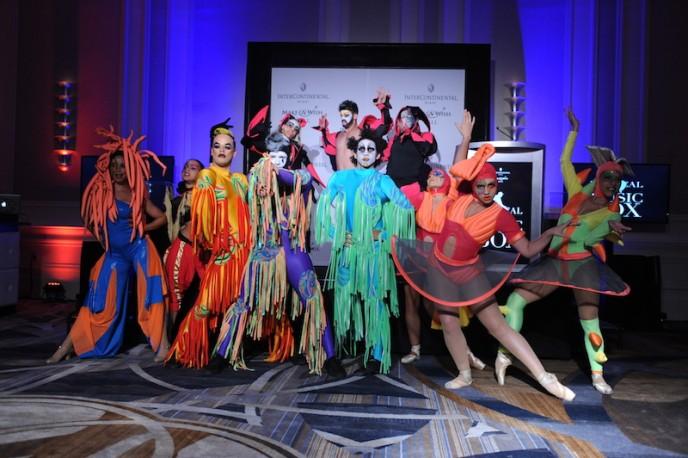 DECO Productions dance performance.