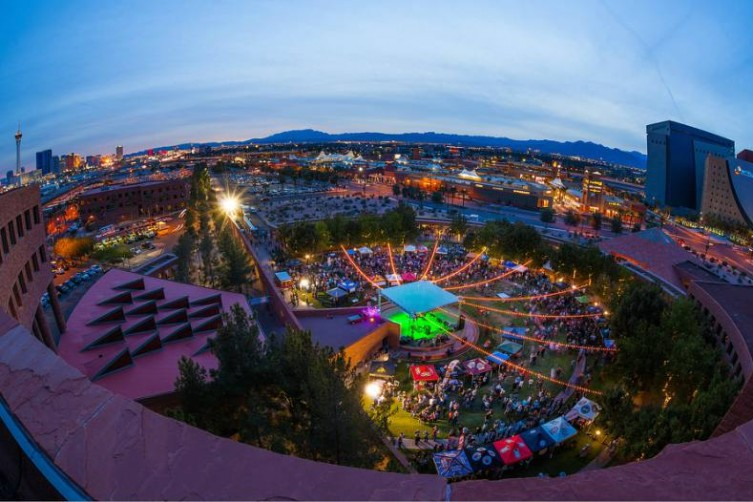 Versatile Weekend With Downtown Brew Festival and Las Vegas Pride Haute Living Tita Carra Las Vegas