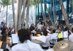 Miami Symphony Orchestra's First Pop-Up Concert Of The Season