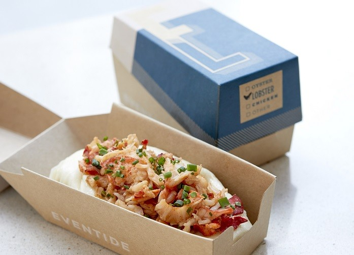 Eventide Fenway Brown Butter Lobster Roll