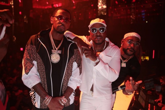 Fabolous, Jeezy & Mack Maine