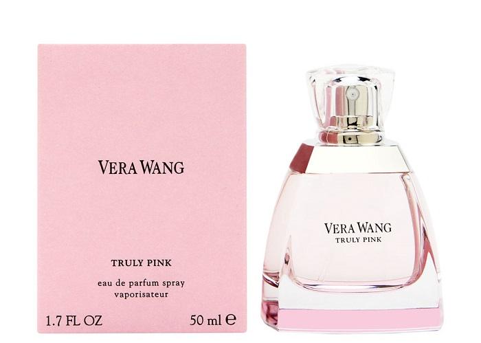 Vera Wang's Truly Pink
