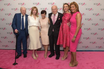 Breast Cancer Research Foundation New York Symposium and Awards Luncheon – Arrivals