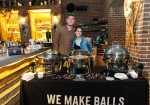 Celebrate The Beginning Of Movember At Refinery Rooftop's Meatball Competition