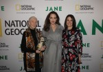 Dr. Jane Goodall, Angelina Jolie and Courteney Monroe