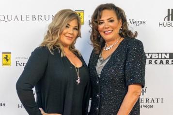 Ferrari And Maserati Showroom Opens In Las Vegas haute living las vegas tita carra