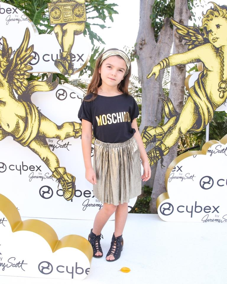 Cybex And Jeremy Scott Host Halloween Extravaganza For