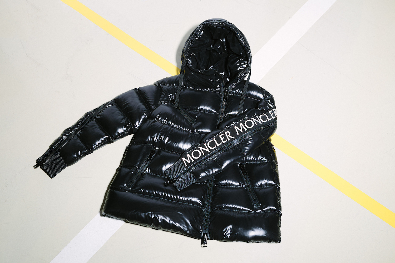 the latest e3f6e 19f27 Moncler Collaboration With Stylebop.com Is Out Today