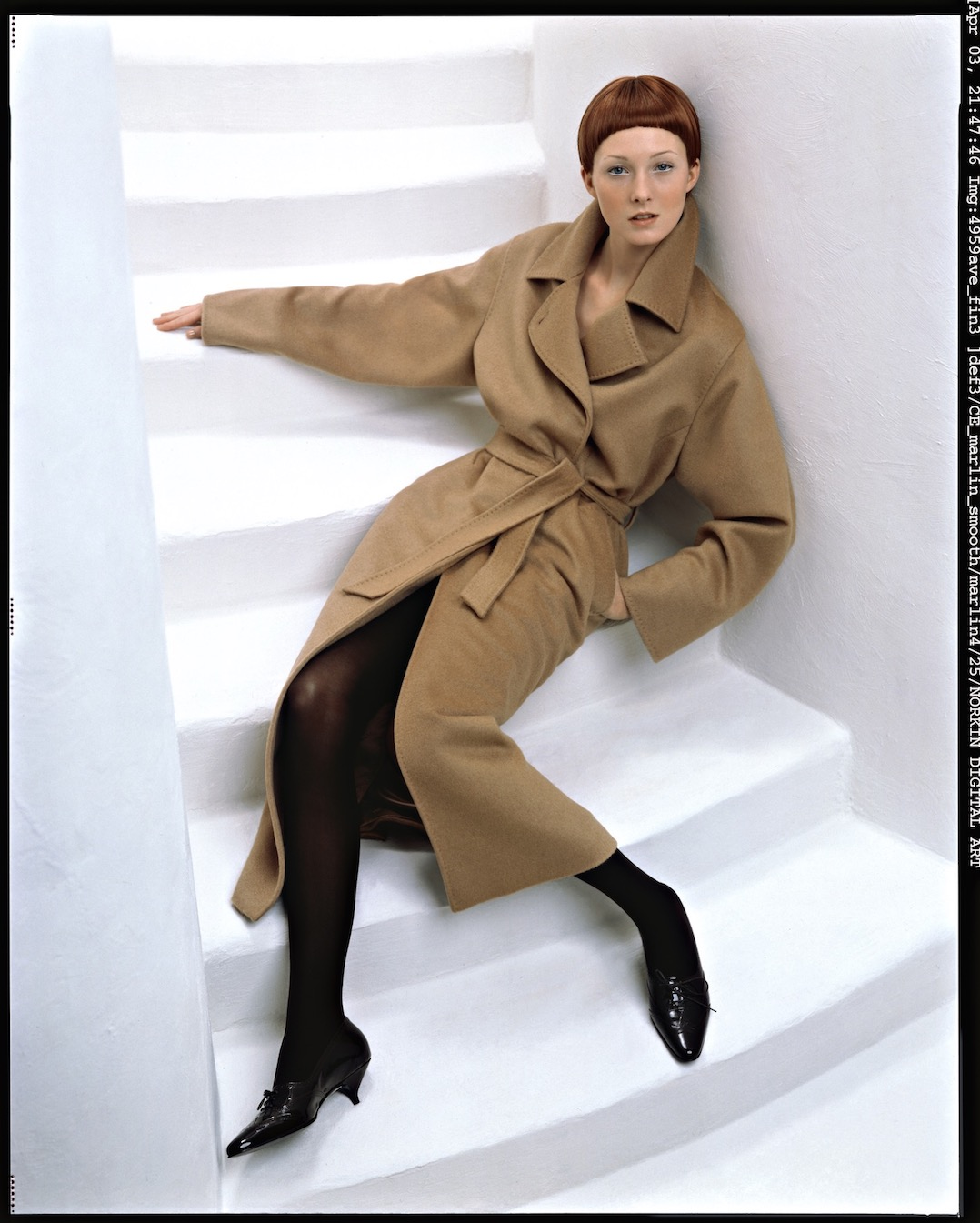 differently attractive & durable big sale Max Mara Reintroduces The Iconic Manuela Coat