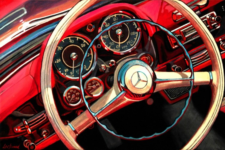 Mercedes_190SL_Roadster_Dash_M29