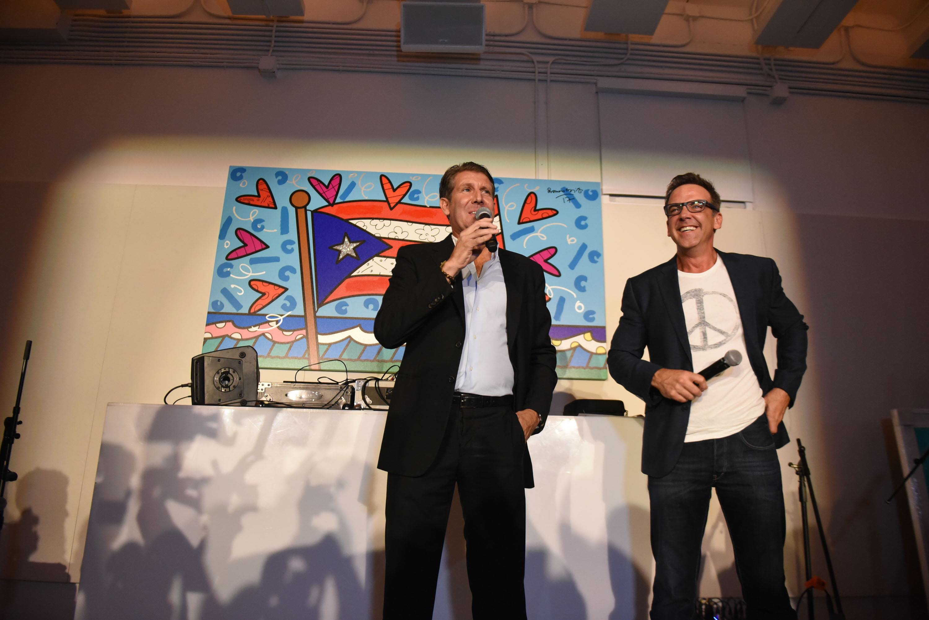 Michael Capponi & Carlos Ponce Speaking3