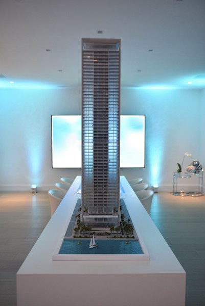 Missoni Baia Miami Residences Model
