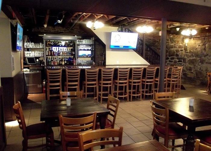 Modern Underground Bar & Grill
