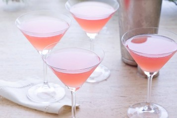 Pink Flamingo Martini – Making Strides