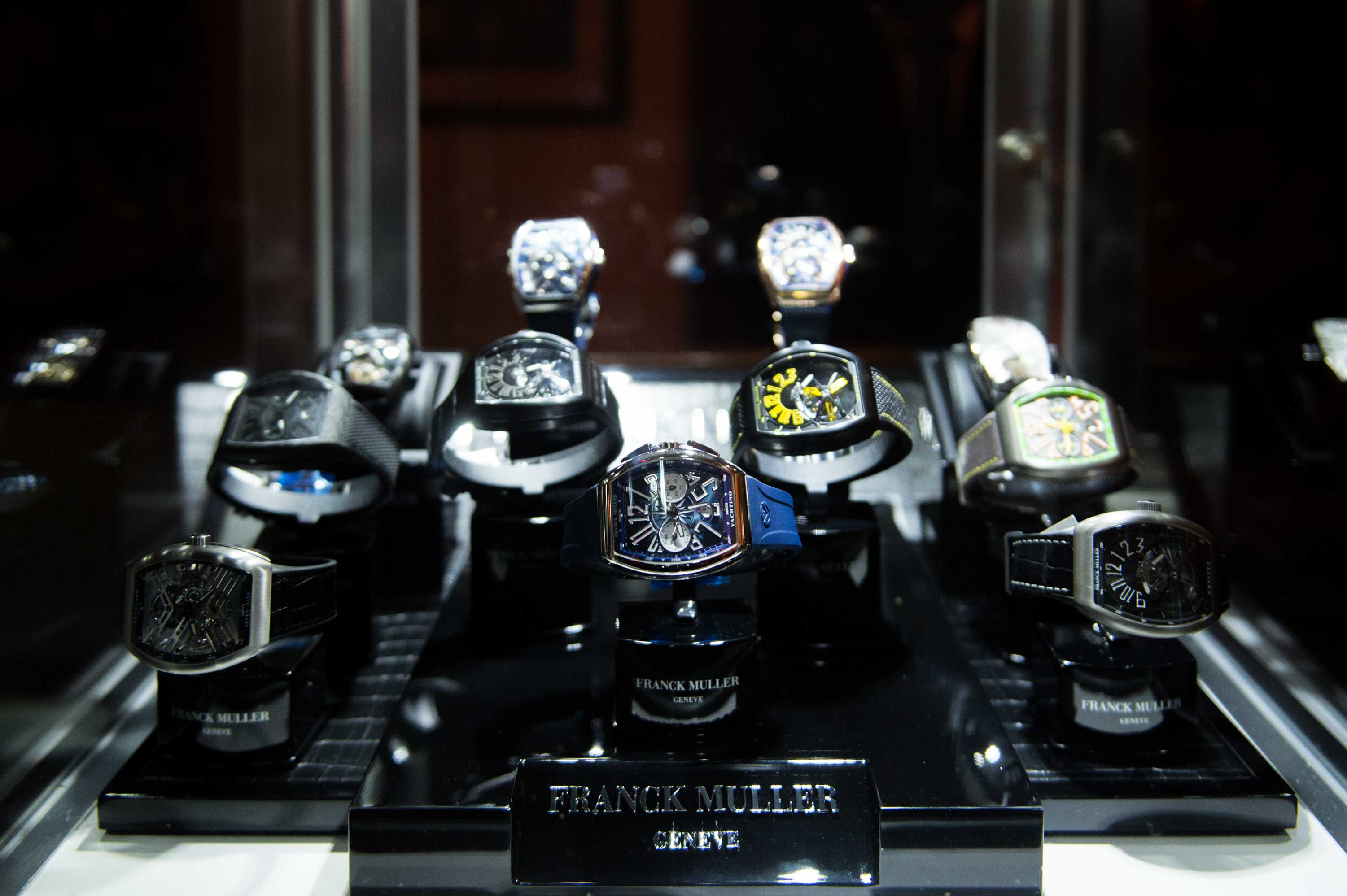 Frank Muller Timepieces
