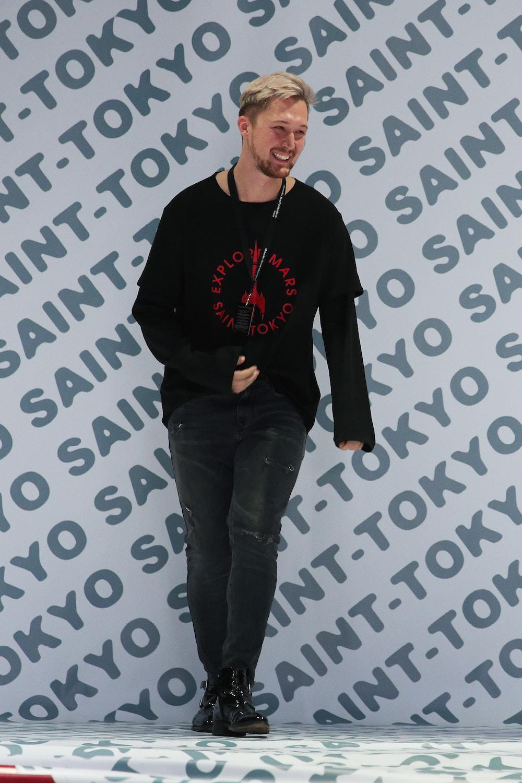 Designer Yury Pitenin