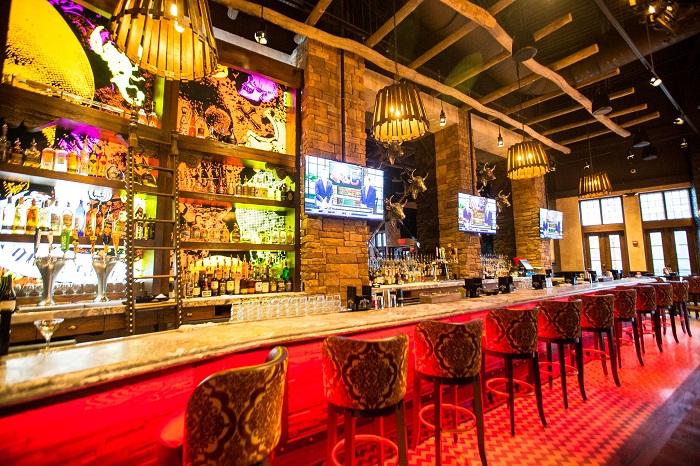 Scorpion Bar Patriot Place