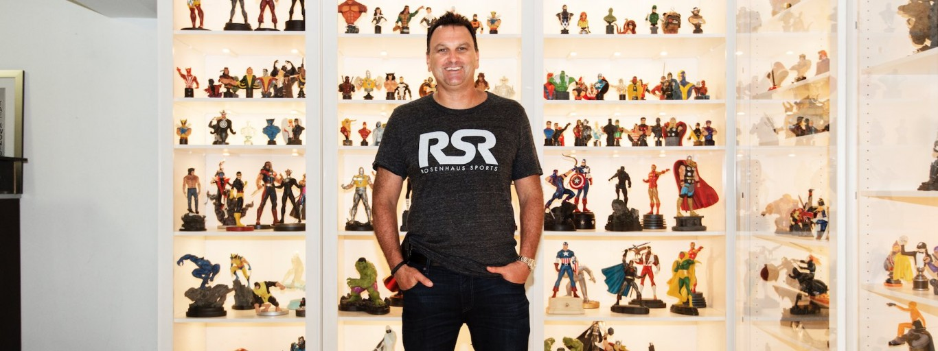 Sports Industry's Highest-Grossing Agent Drew Rosenhaus On Rise To Success & What Comes Next