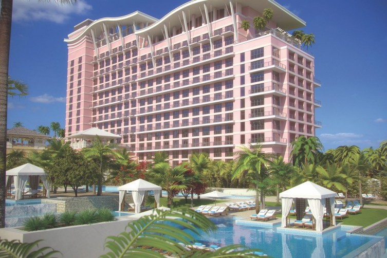 Sbe Takes The Bahamas: A Look At The Upcoming SLS Baha Mar
