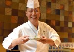5 Steps To Make Hot Sake From Michelin-Starred Chef Masaki Saito