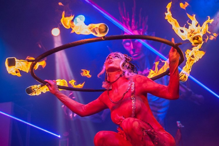 The Most Extravagant Ways To Celebrate Halloween In Las Vegas