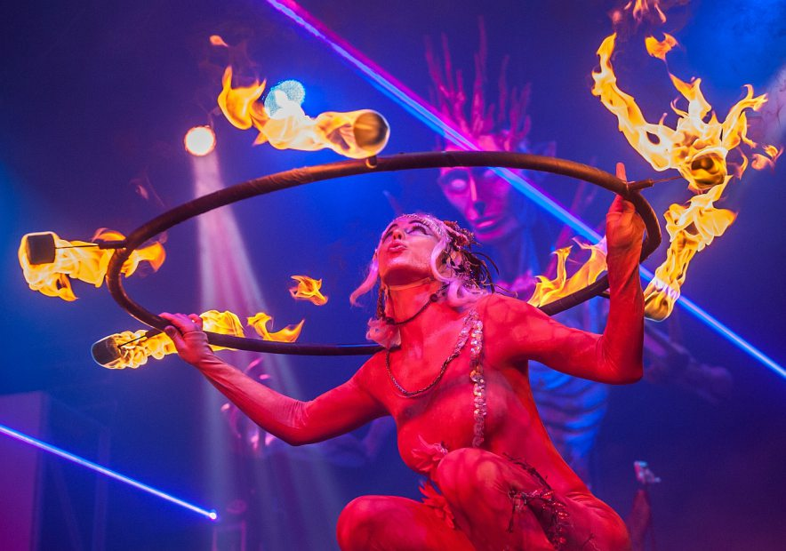 Most Extravagant Ways To Celebrate Halloween In Las Vegas