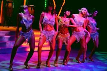 Topless, Sexy, Fun At The Striptease Show Fantasy haute living tita las vegas