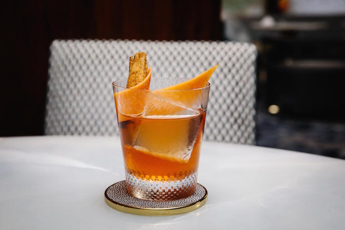 "Waugh on Cinnamon: ""I set out to create an old fashioned cocktail with Don Julio 1942 as the base. I also implement a second Don, Don the Beachcomber, into the drink by adding a flavor combination of cinnamon and grapefruit called 'Don's Mix'. This is the millionaire's tequila old fashioned."""