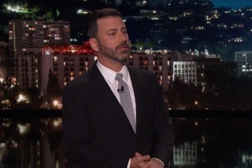 Jimmy Kimmel Fighting Tears Talking About Las Vegas Shooting