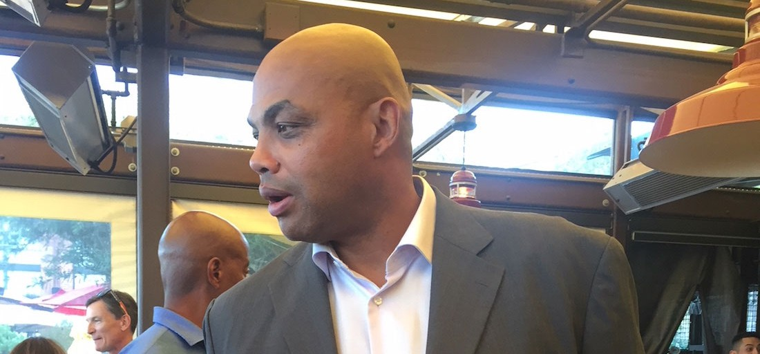 Basketball Great Charles Barkley Launches Wine Label