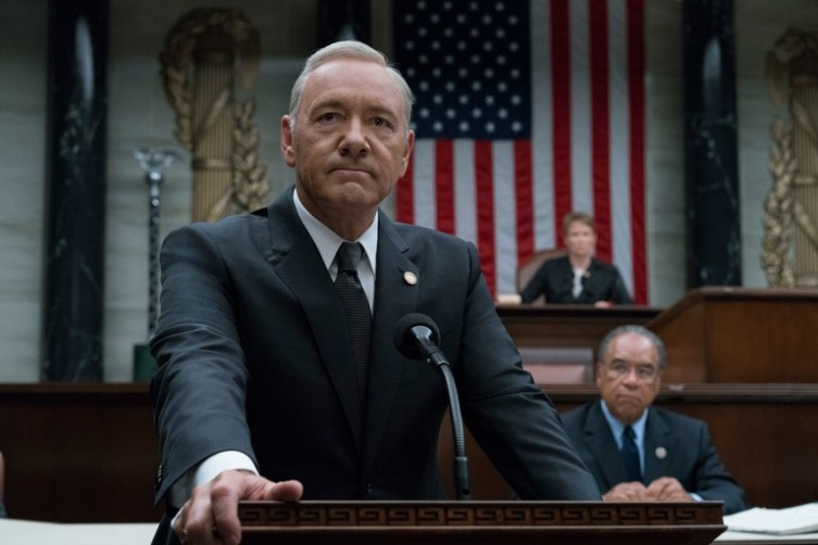House Of Cards Cancels Amidst Allegations That Kevin Spacey Sexually Assaulted A Child netflix haute living kevin spacey tita carra
