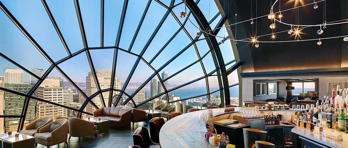 The Most Instagrammable Hotel Bars In San Francisco