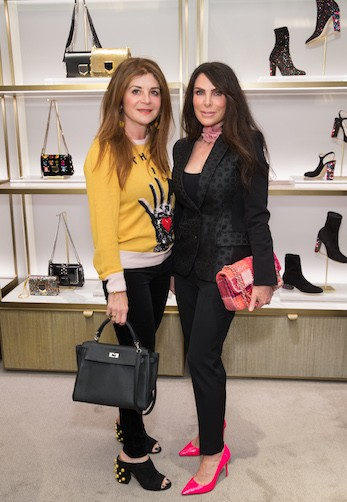 Jimmy Choo and InStyle Cruise Collection