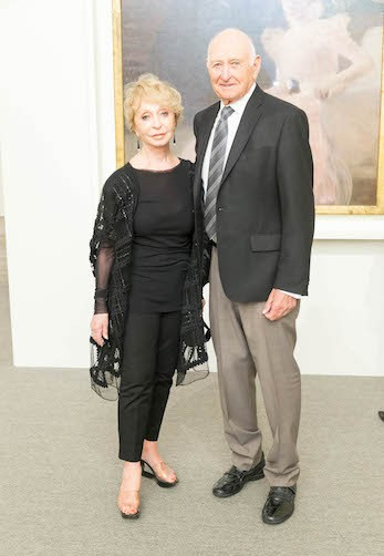 Gods in Color and Klimt & Rodin Donor Reception