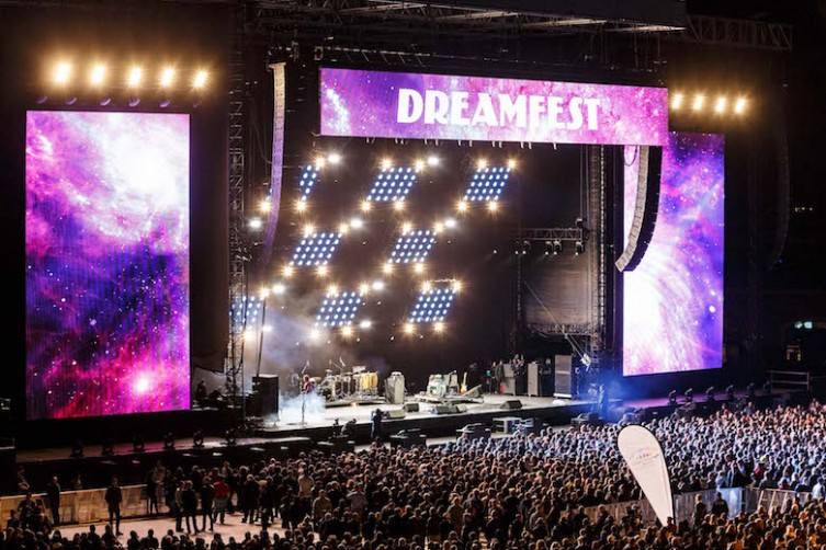 Dreamfest 2017 Concert for UCSF Benioff Children's Hospital