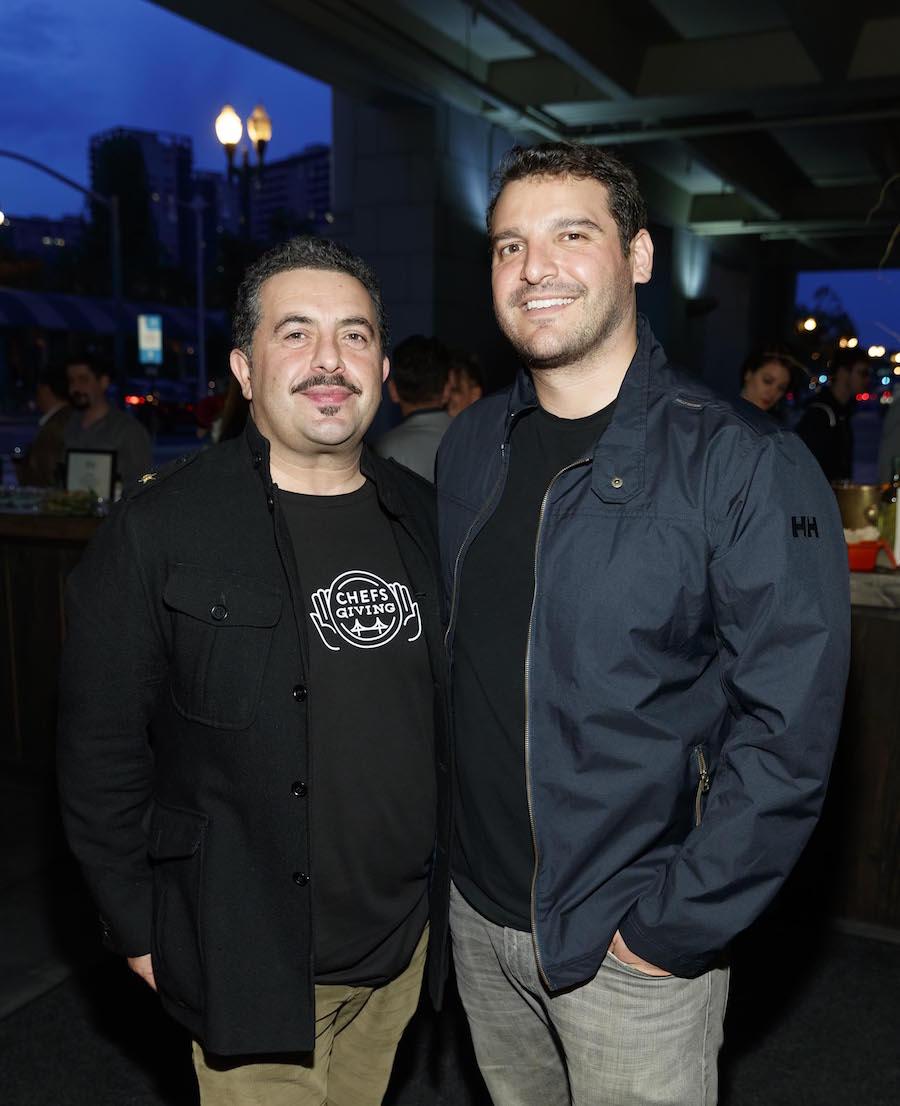 Reza Esmaili and Joel Teitelbau