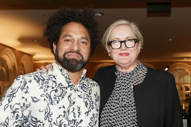 Ravi Kapur and Jeanne Armstrong