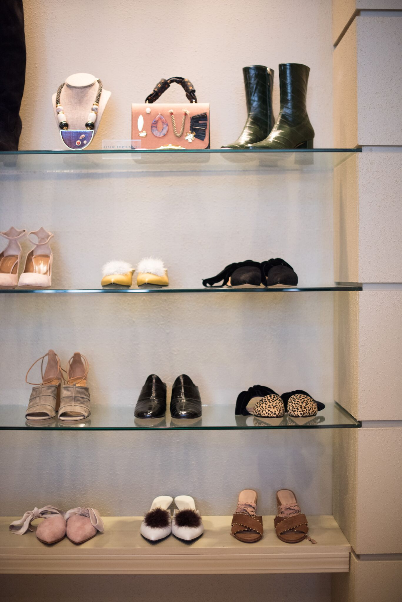 Shoes at McMullen