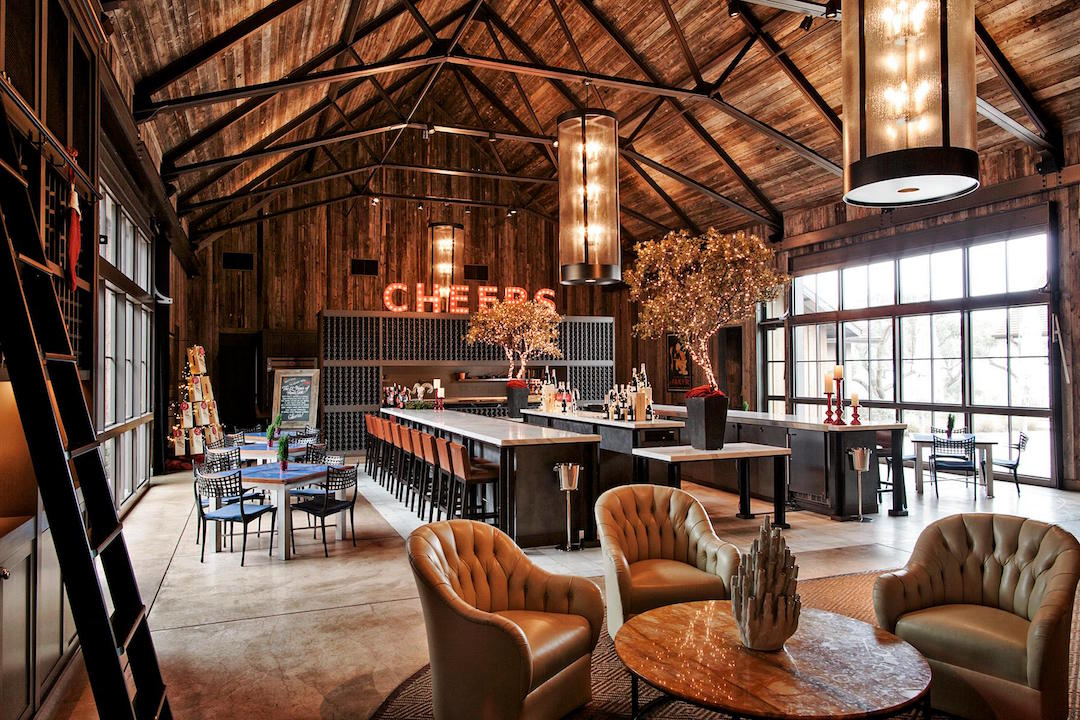 Ram's Gate Winery is an ideal venue for a dinner party