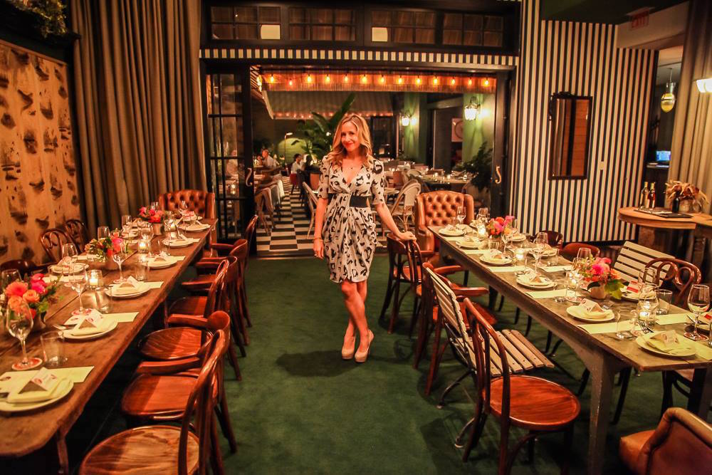 The Supper Club's founder Tamsin Lonsdale