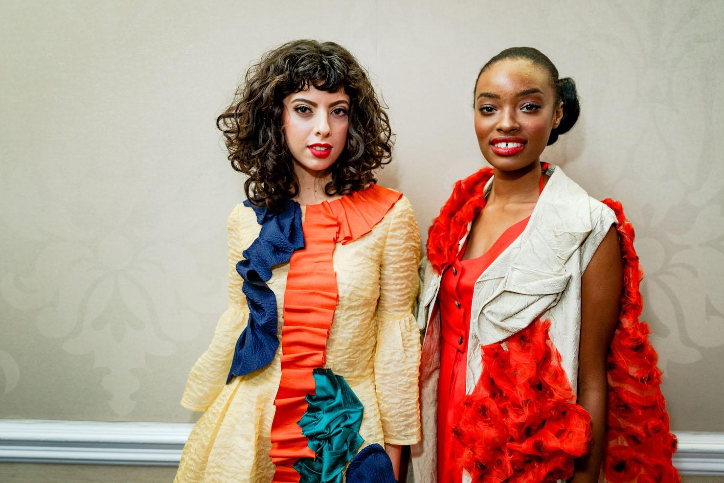 Naomi Banks and Isabella Martin in Tokyo Gamine