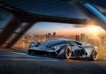 """Automobili Lamborghini And M.I.T. Come Together To Create """"Terzo Millenio"""""""